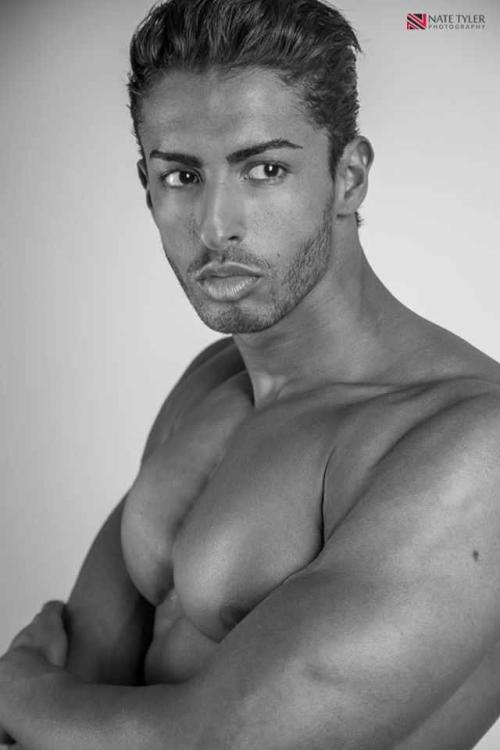 Nabil by Photographer Nate Tyler
