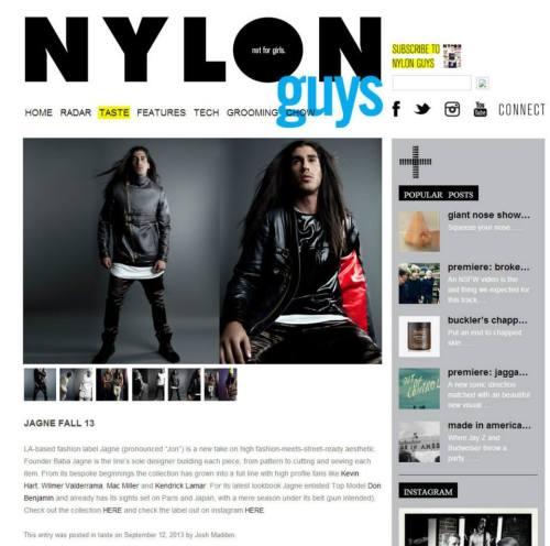 Nylon Guys
